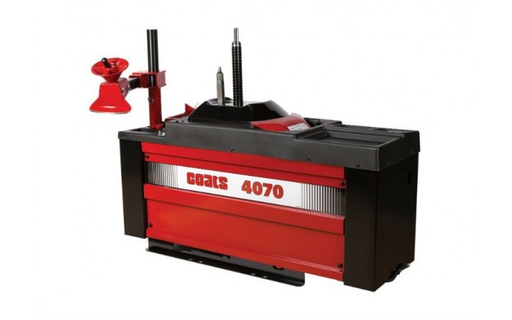 Coats 4070 Center Post Tire Changer