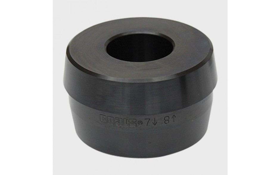 """Double Sided Collet (7 and 8) - Range 3.26"""" - 3.69"""" (83mm - 94mm), 40mm"""