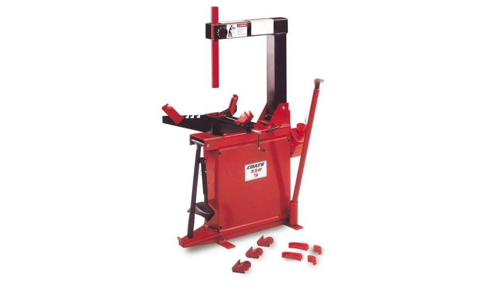 Coats 220 Manual Motorcycle Tire Changer
