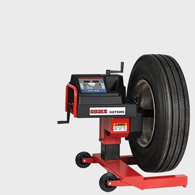 6275 Heavy Duty Wheel Balancer (