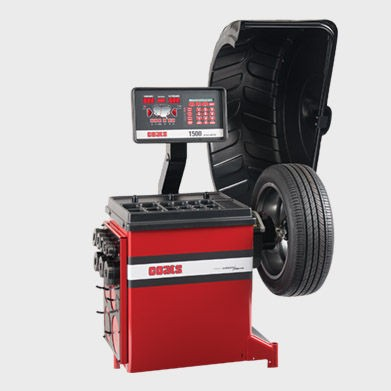 Coats 1500 Wheel Balancer