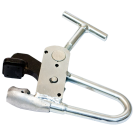 Single G-clamp (for alloy wheels) for CHD