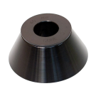 "Cone, Light Truck, Std. D, 40mm I.D., Range:3.375-5.00"", (85.73-132.08mm)"