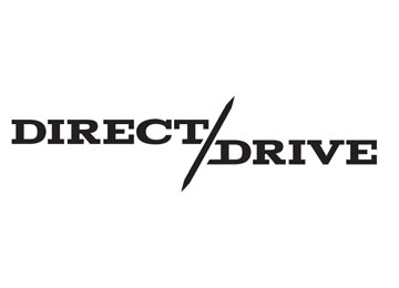 Powered by Direct Drive