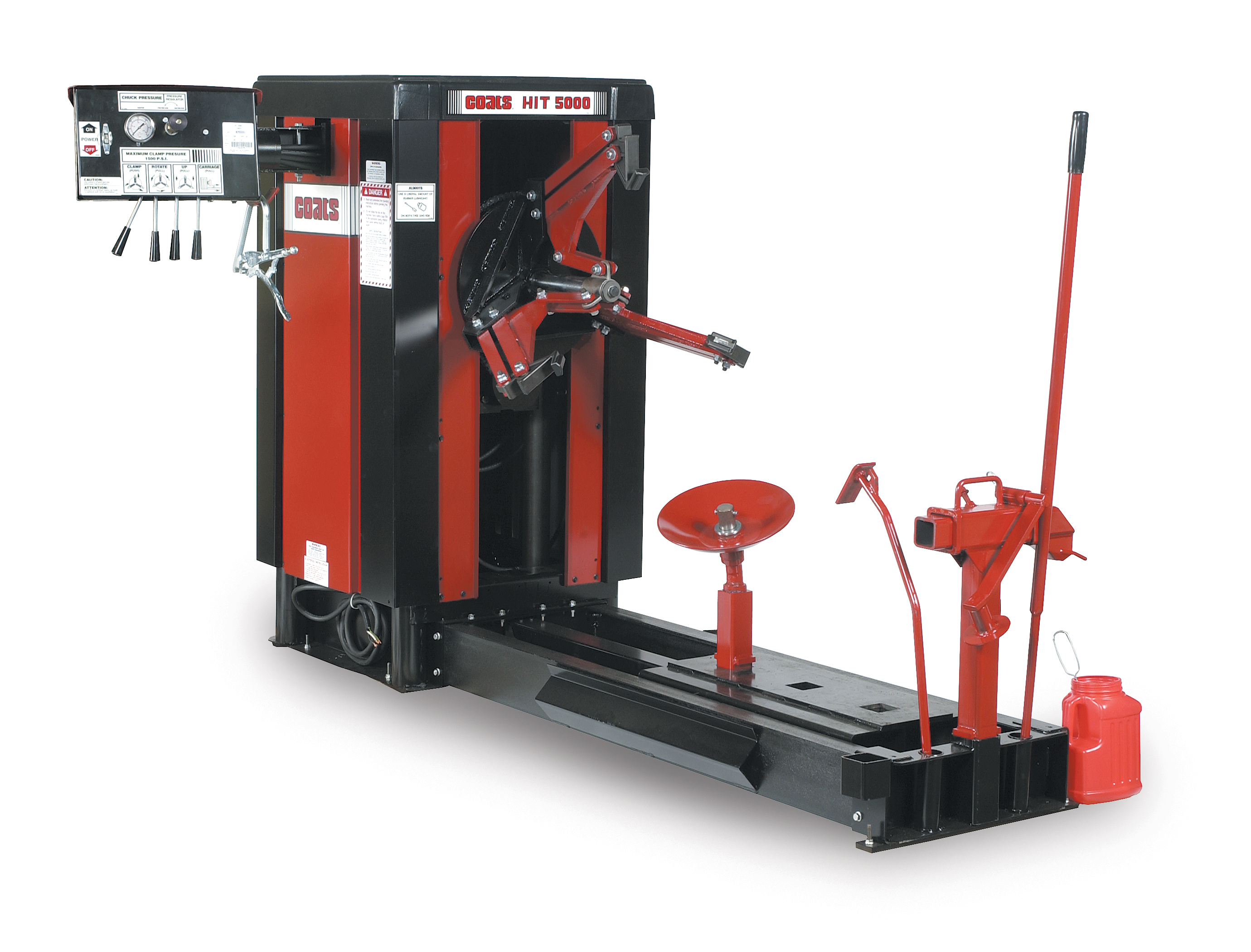 National Tire And Wheel >> Tire Changers | Heavy Duty Tire Changer | HIT-6000 | Coats